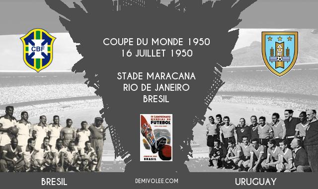 Le drame du Maracanaço