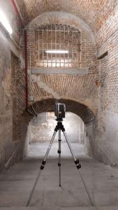 trabajos de escaneado láser 3D por Demo Arquitectura