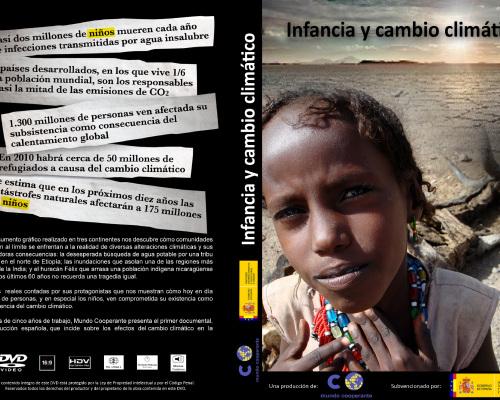 INFANCIA Y CAMBIO CLIMATICO