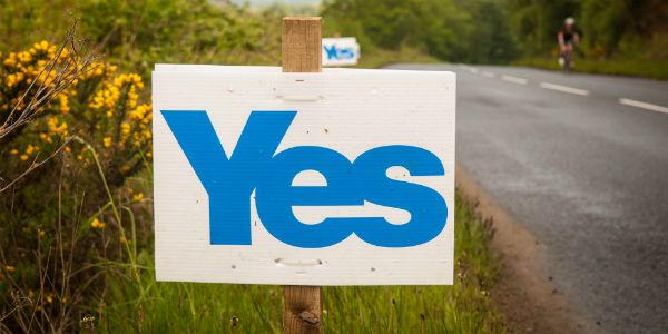 yes indyref scotland