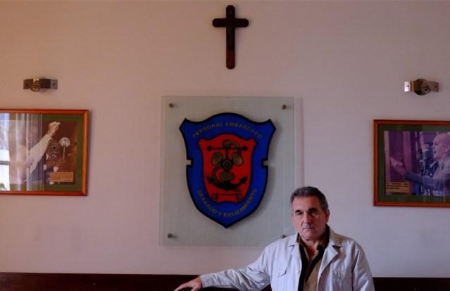 Reportaje a Juan Carlos Schmid