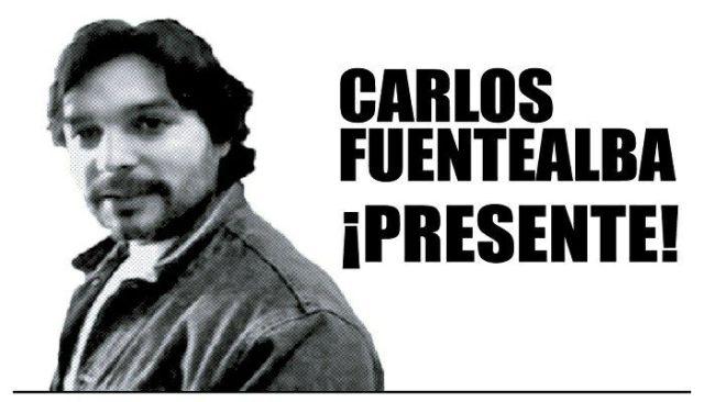 A 11 Años del asesinato de Carlos Fuentealba