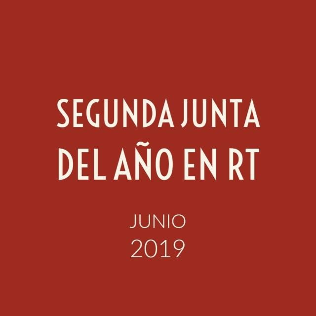 Resumen Junta de Carrera 12-06-2019