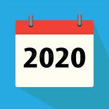 🗓 Calendario Académico 2020 — 🔔Fechas importantes