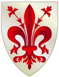 06 Stemma della Repubblica di Firenze (1494-1512)
