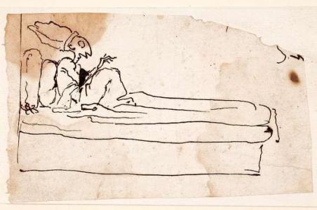 Con Bernini nasce la caricatura satirica