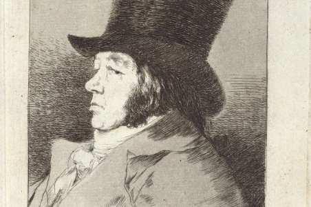 """Un """"vignettista"""" d'eccezione: Francisco Goya"""