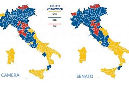 Lega Sud vs Lega Nord
