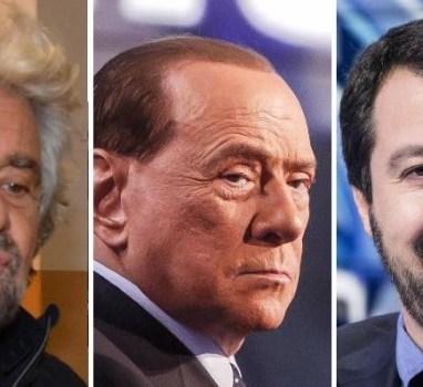 La mutazione genetica della rappresentanza politica: dal solista Berlusconi al duetto Salvini-Grillo