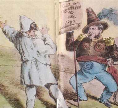 Mitologia neo-borbonica e vacuità politica