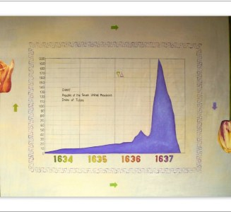 La follia dei tulipani: storia della prima bolla speculativa