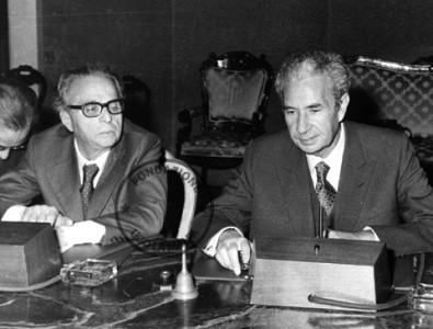 Ugo La Malfa sul fronte americano della solidarietà nazionale