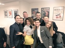 Hosts & Judges Norwich 2018