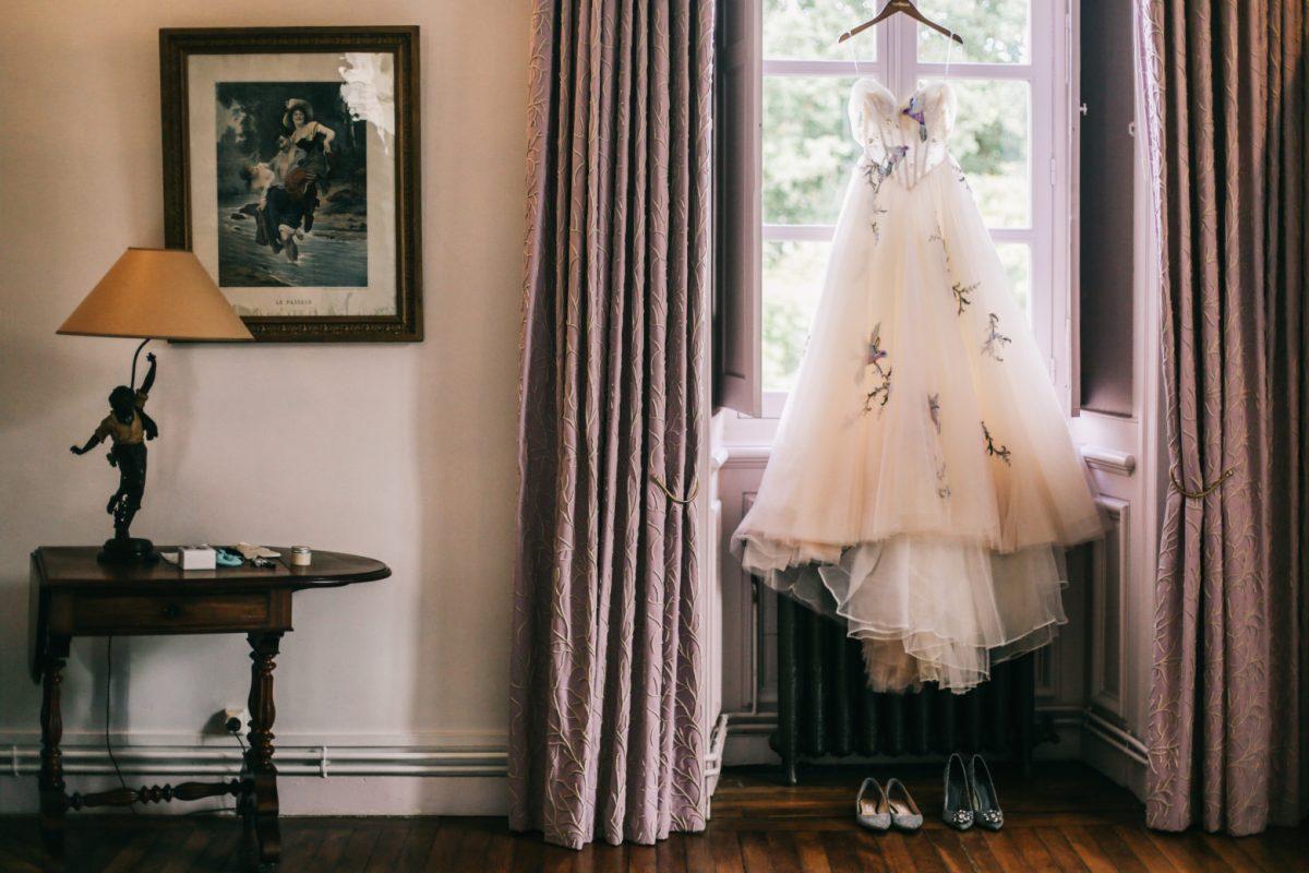 Amandine Ropars photographe - Demoiselle capeline wedding planner