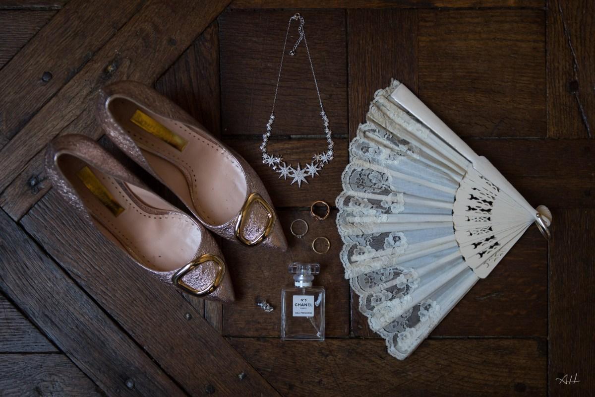 Wedding planner Rennes - Demoiselle capeline