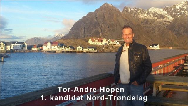 Tor-Andre Hopen