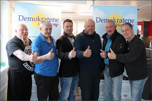Styret Trøndelag fylkeslag