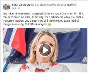 Sylvi Listhaug