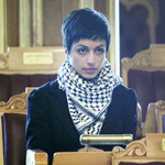 Hadia Tajik (Ap) Palestinaskjerf