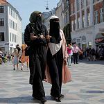 Interpellasjon fra Vidar Kleppe om å innføre forbud for annsatte å bruke burka og niqab på jobb