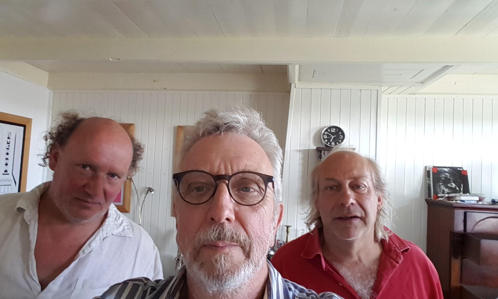 """Alfred, Peter en Leopold - Trio """"voor de wind"""""""