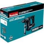 Makita XRH06ZB 18V LXT Lithium-Ion Sub-Compact Brushless Cordless 11/16″ Rotary Hammer, Accepts Sds-Plus Bits, Tool Only