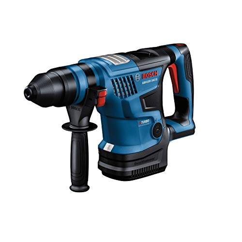 Bosch GBH18V-34CQN 18V Connected-Ready SDS-plus 1-1/4 In. Rotary Hammer (Bare Tool)