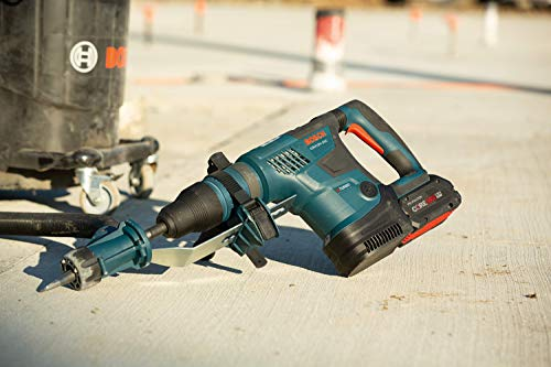 Bosch GBH18V-36CN 18V Hitman Connected-Ready SDS-max 1-9/16 In. Rotary Hammer (Bare Tool)