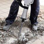 Electric Demolition Jack Hammer Heavy Duty Jackhammer Powerful Rock Pavement Concrete Breaker Drills Kit (2700w,1900bpm)