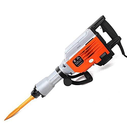 Bluetooth earphone 3500W Electric Breaker w/Tool Kit – Demolition Hammer Drill for Concrete, 1550 RPM Jack Hammer Demolition Drills for Concrete Rock Tile Removal