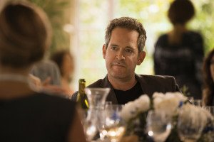 Tom Hollander as the suspicious Major Corcoran or 'Corky', Roper's right hand man.