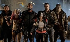 The Suicide Squad in all its glory