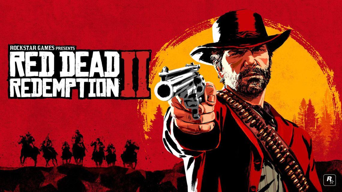 Red Dead 2 stuff online leaks