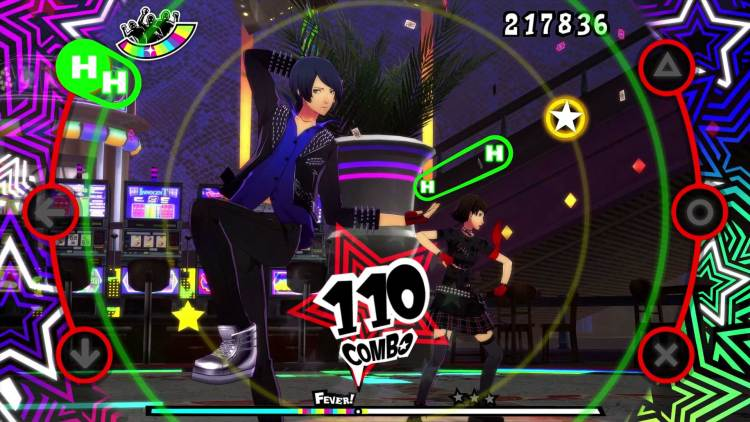 Persona Dancing: Endless Night Collection (PS Vita) Review 9