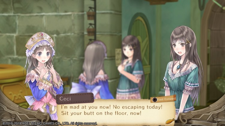 Atelier Arland Trilogy DX PS4 review 8