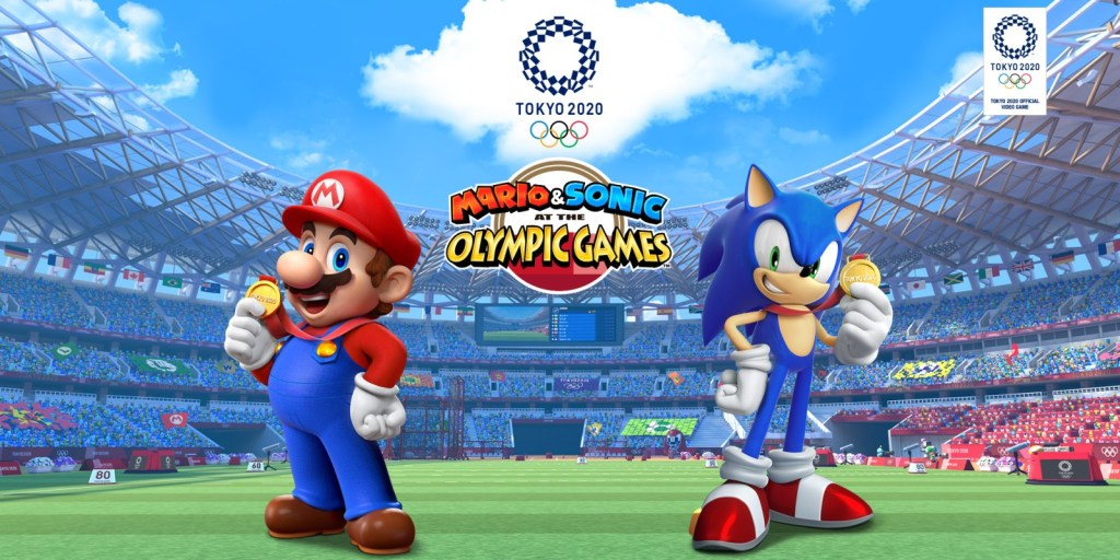 Nintendo Games 2020.Mario And Sonic At The Olympic Games Tokyo 2020