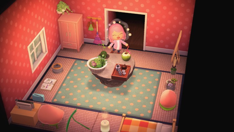 Animal Crossing: New Horizons (Nintendo Switch) 7 on Living Room Animal Crossing New Horizons  id=73462