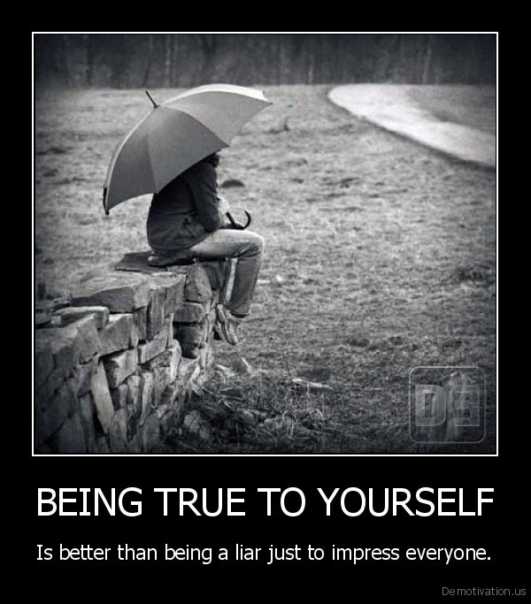 The Being True To Yourself Approach to Change