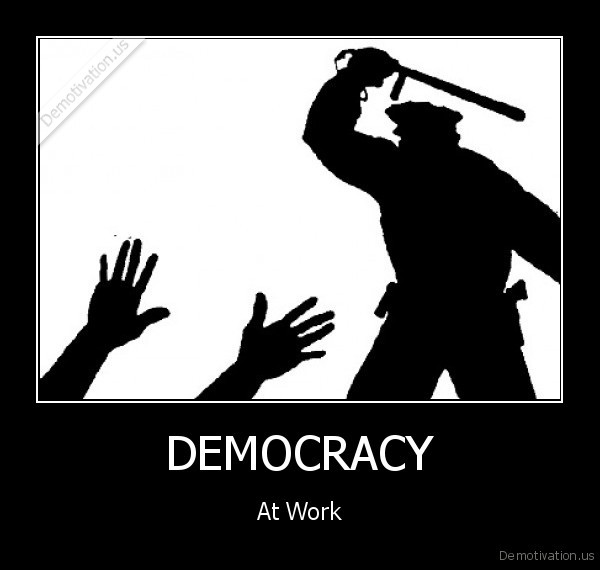 Democracy at work
