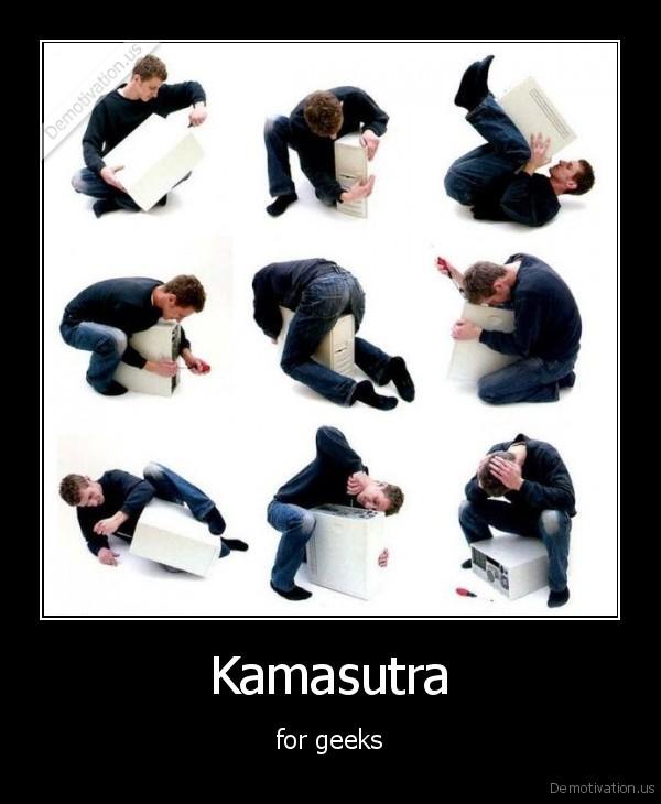 Kamasutra - for geeks