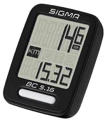 Sigma bc 5.16 črn