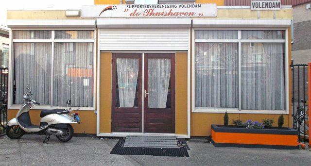Foto Supportershome SV Volendam