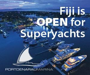 Fiji is Open
