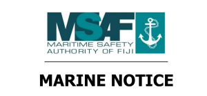 MSAF Marine Notices