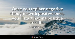 Willie Nelson Positive Thought