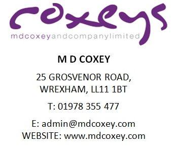 M D Coxey 2