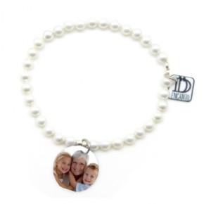 perlas colgante abuela nietos
