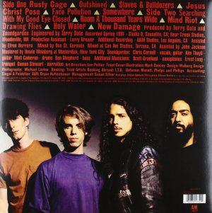 Soundgarden - Bad Motofinger - back