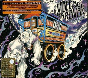 Voyage - Vintage Caravan - back