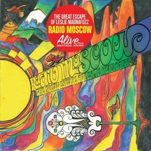 Radio Moscow - The Great Escape - Front